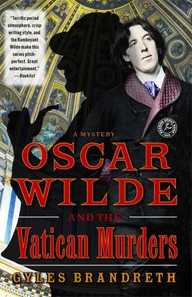 Oscar Wilde and the Vatican Murders (Oscar Wilde Mysteries)