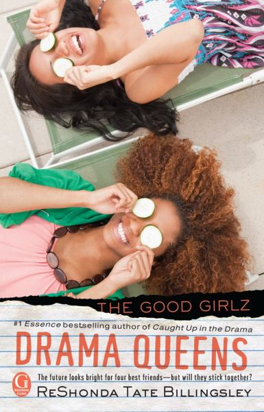 Drama Queens (Good Girlz, Bk. 8)