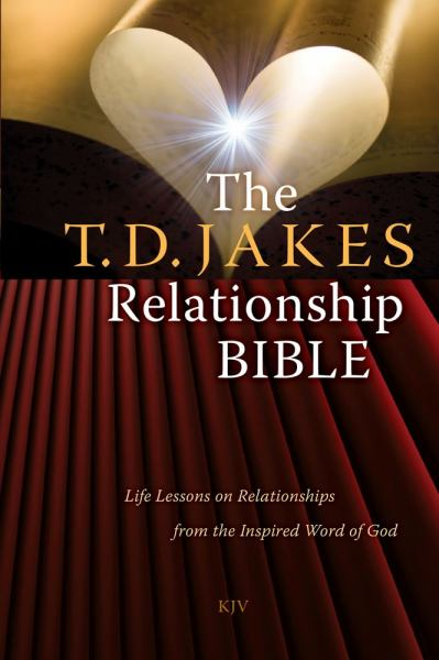 The T. D. Jakes Relationship Bible (NJV)