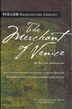 The Merchant of Venice (Folger Shakespeare Library, Updated Edition)