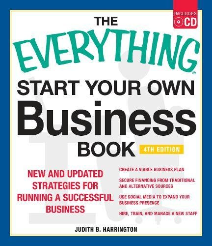 Start Your Own Business Book (The Everything, 4th Edition)