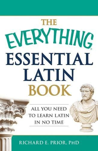 Essential Latin Book (The Everything)