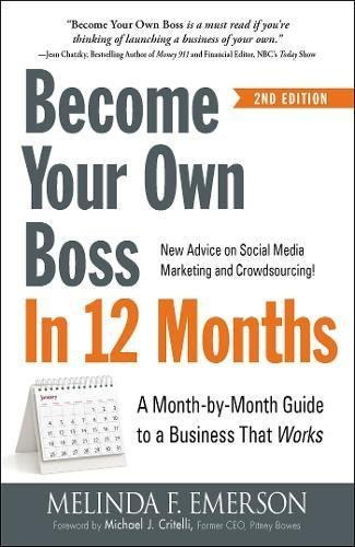 Become Your Own Boss In 12 Months (Second Edition)