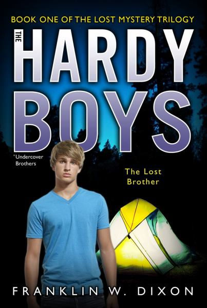 Lost Brother (The Hardy Boys Undercover Brothers Bk. 35)