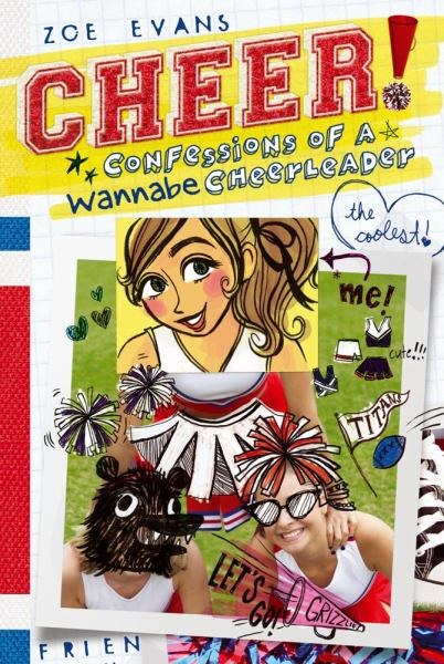Confessions of a Wannabe Cheerleader (Bk. 1)