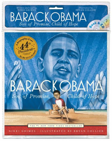 Barack Obama (Book & CD)