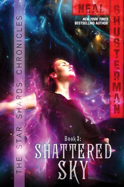 Shattered Sky (The Star Shards Chronicles, Bk 3)