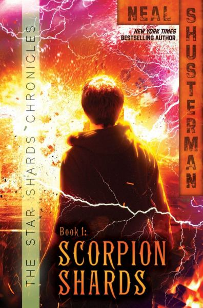 Scorpion Shards (Star Shards Chronicles, Bk. 1)