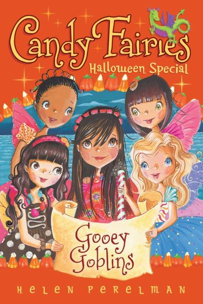Gooey Goblins (Candy Fairies Halloween Special)