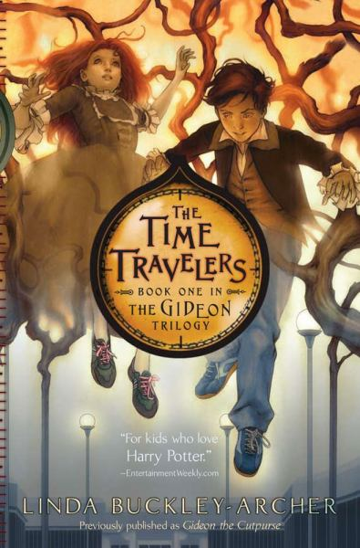 The Time Travelers (Gideon Trilogy, Bk. 1)