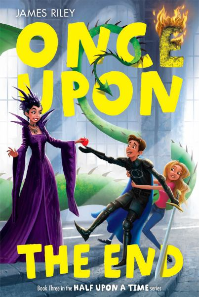 Once Upon the End (Half Upon a Time, Bk. 3)