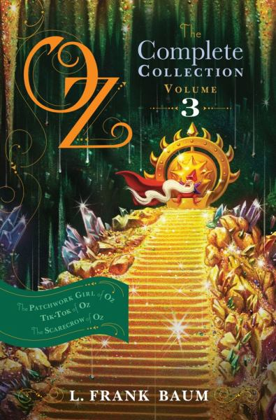 Oz (The Complete Collection, Vol. 3)
