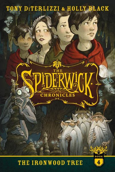 The Ironwood Tree (The Spiderwick Chronicles, Bk. 4)