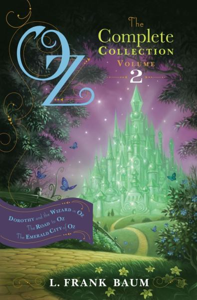 Oz, the Complete Collection (Vol. 2)
