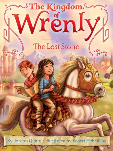 The Lost Stone (Kingdom of Wrenly, Bk. 1)