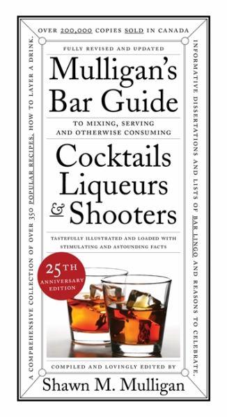 Mulligan's Bar Guide (25th Edition)