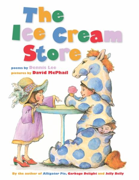 The Ice Cream Store: Poems