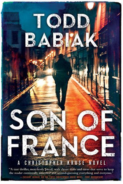 Son of France (Christopher Kruse Novel)