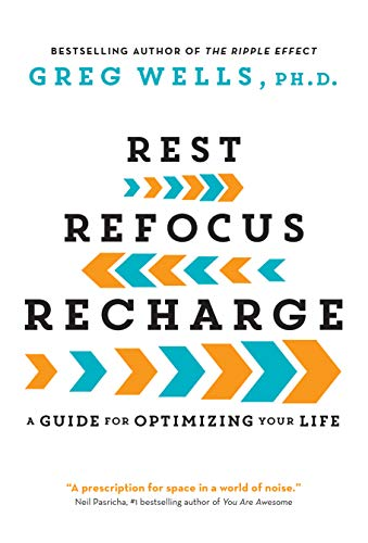 Rest, Refocus, Recharge: A Guide for Optimizing Your Life