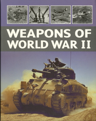 Weapons of World War II (Military Pocket Guide)