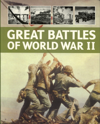 Great Battles of WWII (Military Pocket Guide)