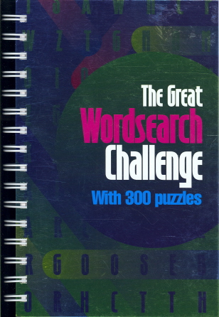 The Great Wordsearch Challenge