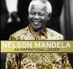 Nelson Mandela: An Inspirational Leader (Icons of Our Time)