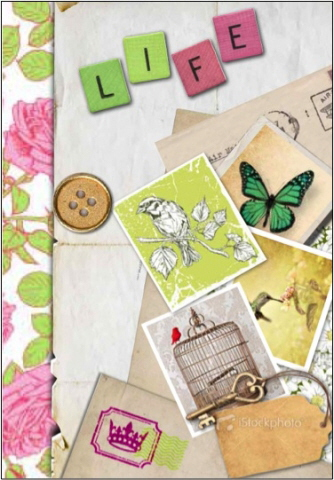 Collage: My Notebook