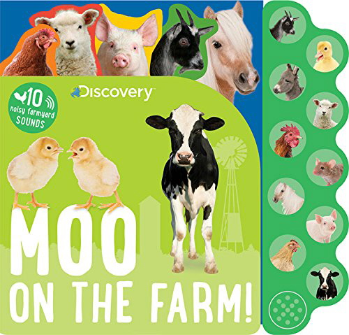 Mooo on the Farm!  (Discovery Kids)