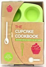 The Cupcake Cookbook: Delicious Cupcake Recipes for Easy Baking (With Silicone Baking Tray) (Love Food)