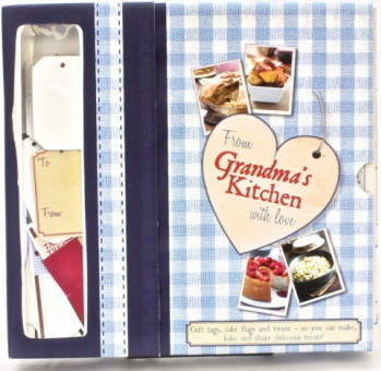 From Grandma's Kitchen With Love Slipcase (Love Food)