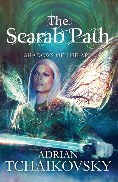 The Scarab Path (Shadows of the Apt, Bk# 5)