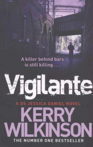 Vigilante (Jessica Daniel #2)