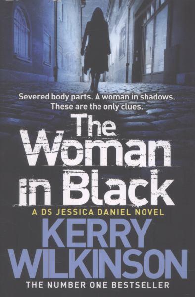 Woman in Black (Jessica Daniel Bk. 3)