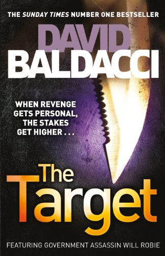The Target (Will Robie Series, Bk. 3)