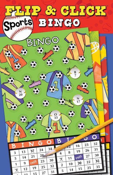 Flip & Click Sports Bingo