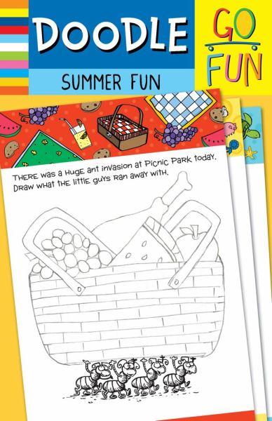 Go Fun! Doodle Summer Fun