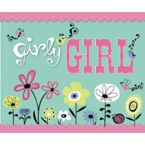 Girly Girl Pink Tween Scrapbook