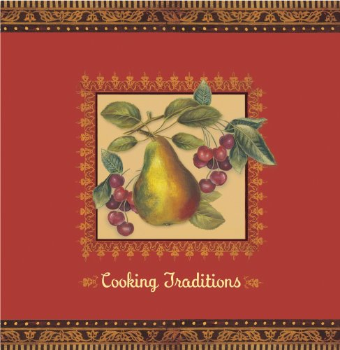 Cooking Traditions Recipe Binder