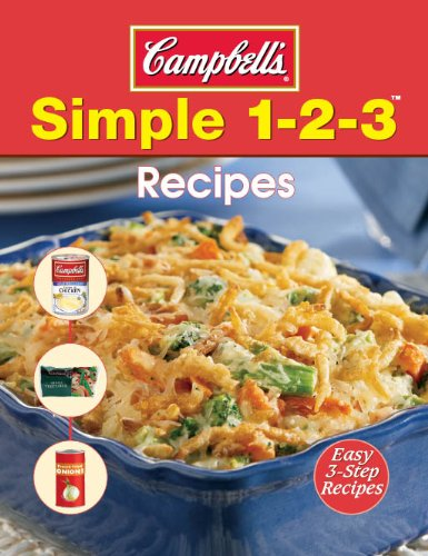 Simple 1-2-3 Recipes (Campbell's)