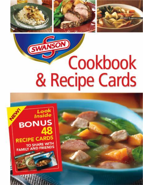 Swanson Cookbook & Recipe Cards