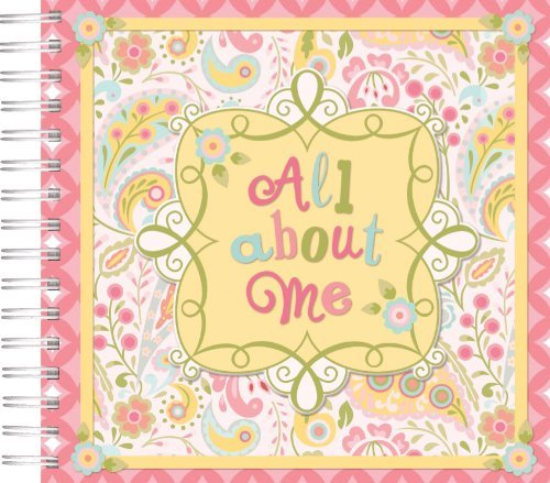 All About Me (Scrapbook Activity Book)