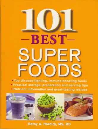 101 Best Super Foods