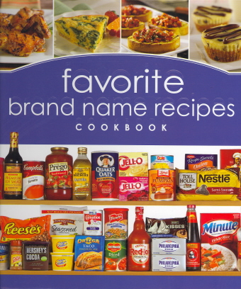 Favorite Brand Name Recipes Cookbook