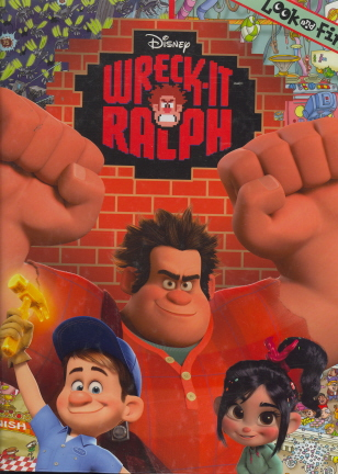 Disney's Wreck-it Ralph (Look and Find)