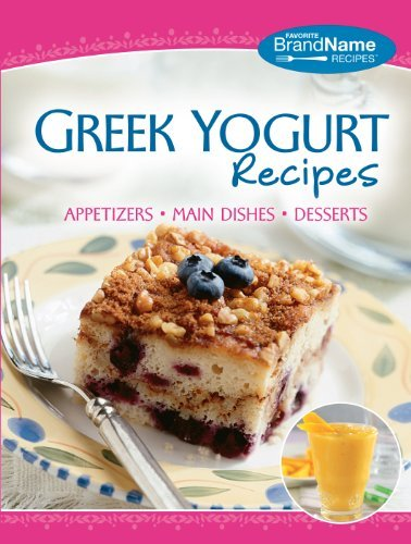 Greek Yogurt Recipes (Favorite Brand Name Recipes)
