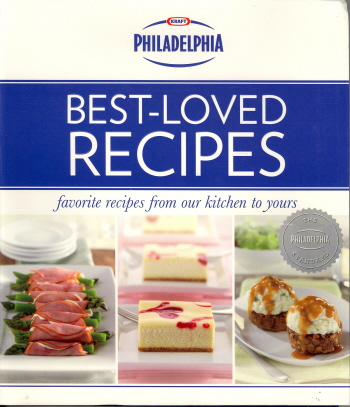 Kraft Philadelphia Best-Loved Recipes