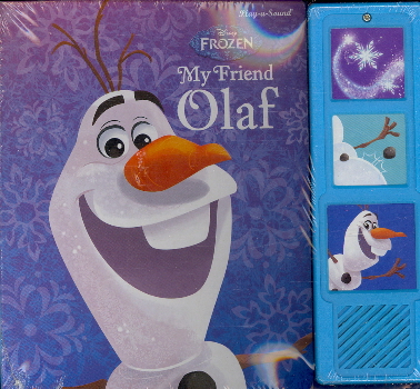 My Friend Olaf Play-a-Sound (Disney Frozen)