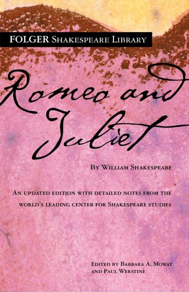 Romeo and Juliet (Folger Shakespeare Library, Updated Edition)