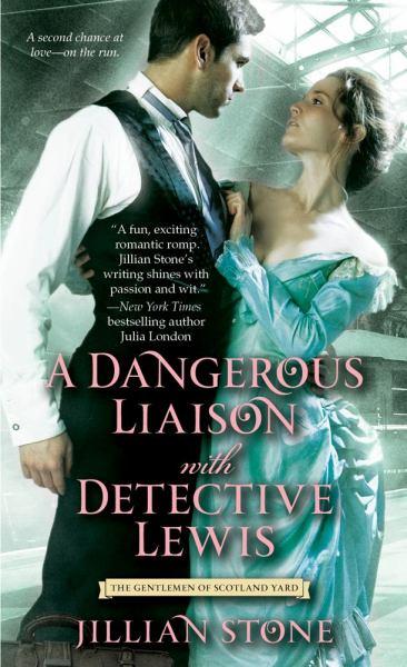 A Dangerous Liaison with Detective Lewis